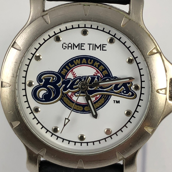 Game Time Other - Game Time Brewers Player Series quartz wrist watch